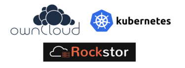 Deploying owncloud via Helm on Kubernetes