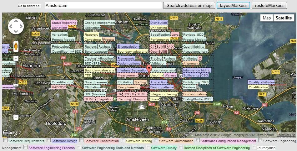 X, Y to Latitude + Longitude functions for (google) maps